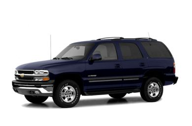 3/4 Front Glamour 2003 Chevrolet Tahoe