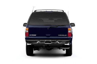 Rear Profile  2003 Chevrolet Tahoe