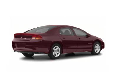 3/4 Rear Glamour  2003 Dodge Intrepid
