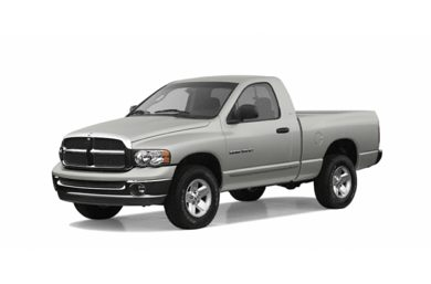3/4 Front Glamour 2003 Dodge Ram 1500