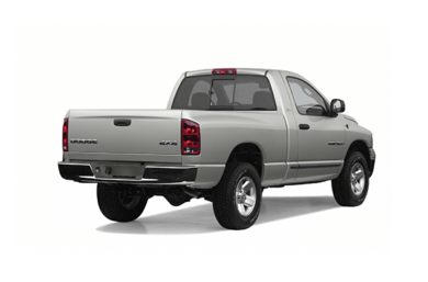 3/4 Rear Glamour  2003 Dodge Ram 1500