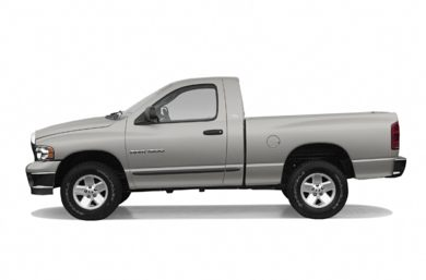 90 Degree Profile 2003 Dodge Ram 1500