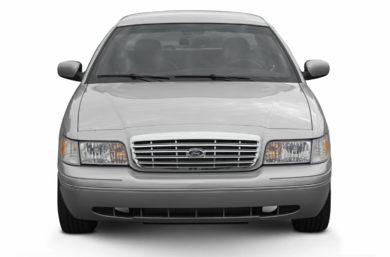 Grille  2003 Ford Crown Victoria