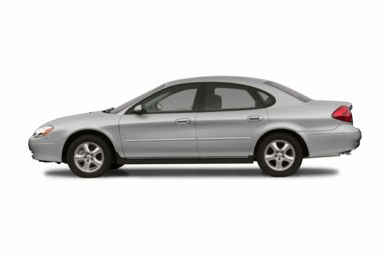 90 Degree Profile 2003 Ford Taurus