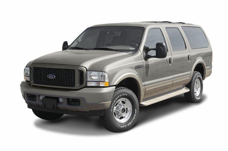 2003 ford excursion specs safety rating mpg carsdirect. Black Bedroom Furniture Sets. Home Design Ideas