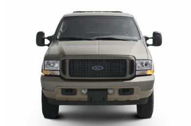 Grille  2003 Ford Excursion
