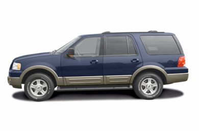 90 Degree Profile 2003 Ford Expedition