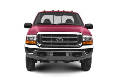 Grille  2003 Ford F-350