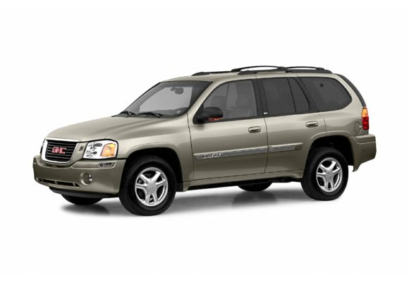 2003 gmc envoy pictures photos carsdirect. Black Bedroom Furniture Sets. Home Design Ideas