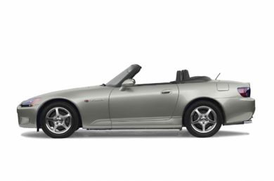 90 Degree Profile 2003 Honda S2000