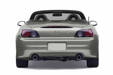 Rear Profile  2003 Honda S2000