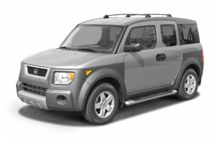 3/4 Front Glamour 2003 Honda Element