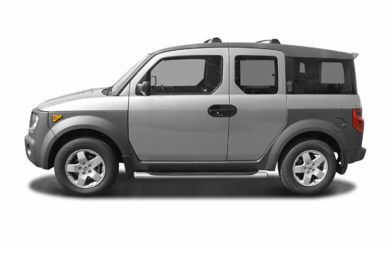 90 Degree Profile 2003 Honda Element