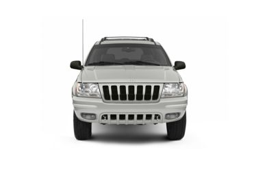 Grille  2003 Jeep Grand Cherokee