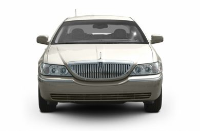 Grille  2003 Lincoln Town Car