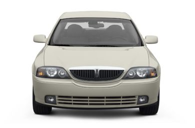 Grille  2003 Lincoln LS