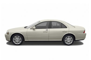 90 Degree Profile 2003 Lincoln LS