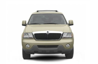 Grille  2003 Lincoln Aviator