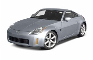 3/4 Front Glamour 2003 Nissan 350Z