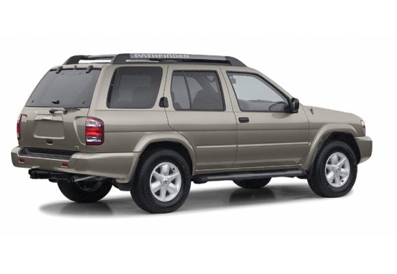 2003 Nissan Pathfinder Pictures Amp Photos Carsdirect