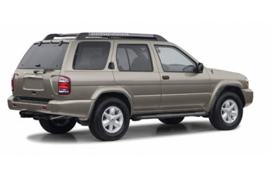 2003 nissan pathfinder specs safety rating mpg carsdirect. Black Bedroom Furniture Sets. Home Design Ideas