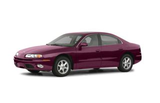 3/4 Front Glamour 2003 Oldsmobile Aurora