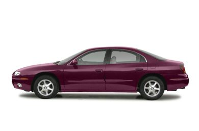 90 Degree Profile 2003 Oldsmobile Aurora
