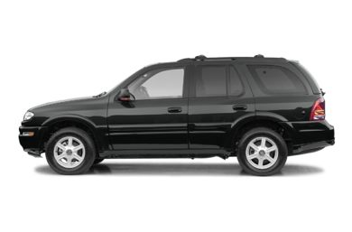 90 Degree Profile 2003 Oldsmobile Bravada