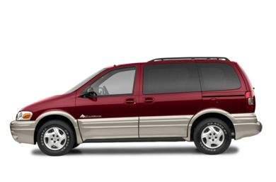 90 Degree Profile 2003 Pontiac Montana