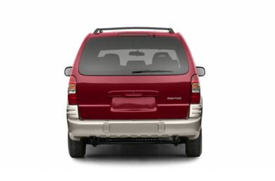 Rear Profile  2003 Pontiac Montana