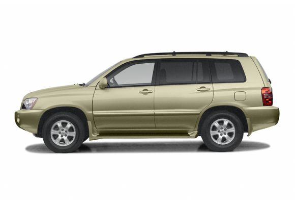 2003 Toyota Highlander Pictures Amp Photos Carsdirect