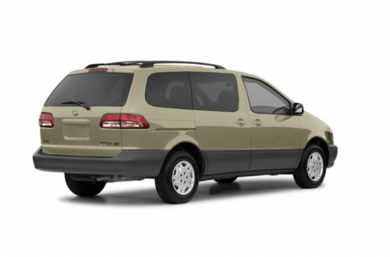 See 2003 Toyota Sienna Color Options Carsdirect