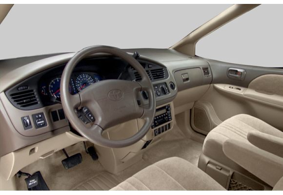 2003 Toyota Sienna Pictures Amp Photos Carsdirect