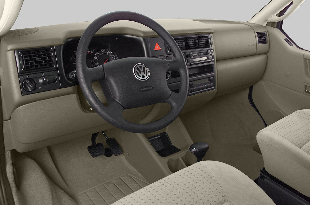 2003 Volkswagen EuroVan Pictures & Photos - CarsDirect