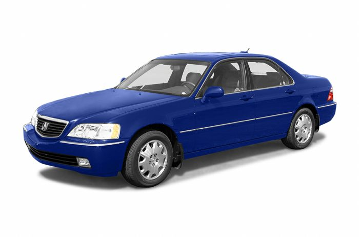 2004 acura rl specs safety rating mpg carsdirect. Black Bedroom Furniture Sets. Home Design Ideas