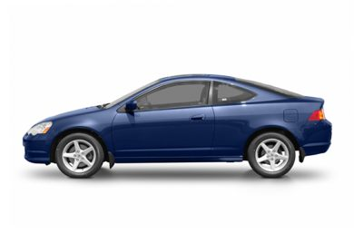 90 Degree Profile 2004 Acura RSX