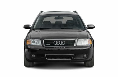 Grille  2004 Audi A6