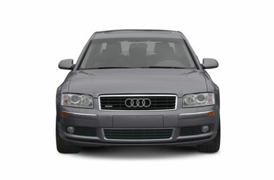 Grille  2004 Audi A8