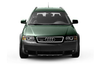 Grille  2004 Audi allroad