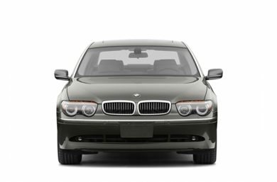 Grille  2004 BMW 760