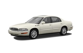3/4 Front Glamour 2004 Buick Park Avenue