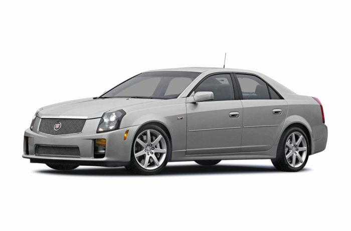 2004 cadillac cts v specs safety rating mpg carsdirect. Black Bedroom Furniture Sets. Home Design Ideas