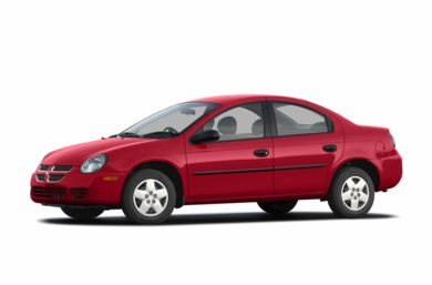 3/4 Front Glamour 2004 Dodge Neon