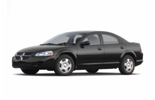 3/4 Front Glamour 2004 Dodge Stratus
