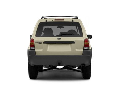Rear Profile  2004 Ford Escape