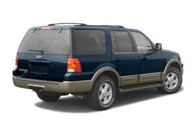 3/4 Rear Glamour  2004 Ford Expedition