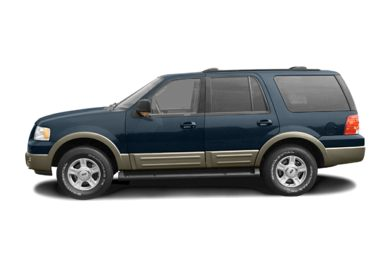90 Degree Profile 2004 Ford Expedition