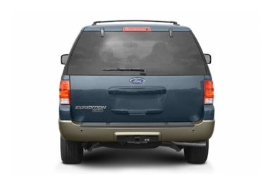Rear Profile  2004 Ford Expedition