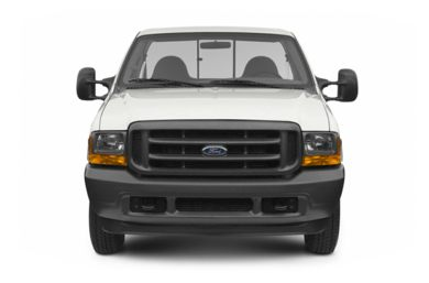 Grille  2004 Ford F-250