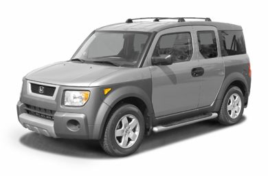 3/4 Front Glamour 2004 Honda Element
